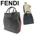 【最大1000円オフクーポン配布中8/15迄】FENDI フェンディ FF Logo Medium Tote Bag 7VA468 A80P F0P0N ミディアム トートバッグ ショルダーバッグ クロスボディバッグ ロゴ メンズ