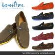 【予約】【hamilton-ハミルトン-】Leather Driving Shoes-レザー ドライビング シューズ-[606][メンズ 靴 シューズ ローファー スリッポン]《ご注文後3日前後発送予定》