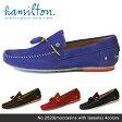 【予約】【hamilton-ハミルトン-】Leather Driving Shoes-レザー ドライビング シューズ-[2520][メンズ 靴 シューズ ローファー スリッポン]《ご注文後3日前後発送予定》