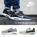 【送料無料】【並行輸入品】『Nike-ナイキ-』Air Max Modern Flyknit 〔876066〕[メンズ スニーカー エアマックス モダンフライニット]