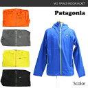 25%OFF!!【patagonia-パタゴニア-】M'S RAIN SHADOW JACKET-メンズレインシャドージャケット-[84474][Men's・アウター・パーカー]