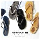 『Pompadour-ポンパドール-』Beach Mouton Sandal-ビーチムートンサンダル-■