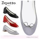 【送料無料】【2016 AW】『repetto-レペット-』Camille Patent leather パテントレザー バレエパンプス カミーユ [V511V][レディース バレエシューズ エナメル
