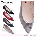 【送料無料】【2016 AW】『repetto-レペット-』BRIGITTE Patent leather パテントレザー バレエパンプス ブリジット [V1556V][レディース バレエシューズ エ