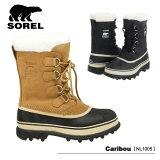 21%OFF!!【】【2013A/W】【SOREL-Sorel-】Caribou[NL1005][女士,雪长筒皮靴,work boots,防水加工,长][21%OFF!!【】【2013A/W】【SOREL-ソレル-】Caribou[NL1005][レディース、スノーブーツ、ワークブーツ、防水