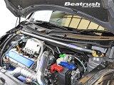 Beatrush フロントタワーバー スズキ スイフトスポーツ [ZC32S] 【】  *LAILE レイル