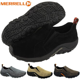 "Gunsmoke ミッドナイトピューター Merrell, MERRELL? s ladies."",""10% off""(Merrell) JUNGLE MOC jungle MOC taupe classic shoes. In the air-cushion with outstanding comfort! Men's shoe trekking boots climbing shop"