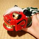 獅子頭(弓付) ししまい 獅子舞 正月 唐獅子 オモチャ 玩具 おもちゃ 日本