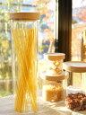 RoomClip商品情報 - 【MUSHROOM】 マッシュルーム キャニスター パスタ 保存容器 耐熱ガラス製 木蓋 きゃにすたー canister
