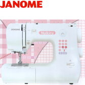【送料無料】JANOME ジャノメ 家庭用ミシン ヌイキル NuikiruN-515