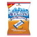 ロッテ キャンディ 塩キャラメル 袋 86g×10個 [ボール販売]