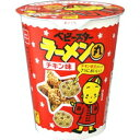おやつカンパニー ベビースターラーメン丸 チキン味 ×12個[ケース販売]