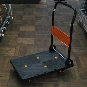 カルシズ樹脂台車O&B[オレンジ&ブラック]耐荷重150kg