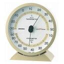 【送料無料】 EMPEX[エンペックス] スーパーEX高品質温・湿度計 シャンパンゴールド EX-2718