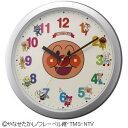 リズム時計 掛時計 アンパンマンM713 4KG713-M19