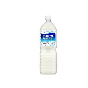 ◎2箱まで1個口◎ カルピスウォーター 1.5L×8本[ケース販売]ペットボトル