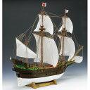 ウッディジョー 木製帆船模型 1/80 サン ファン バウティスタ