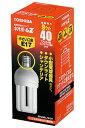 東芝 EFD10EL/9-E17 電球色 単品ネオボールZ 40Wタイプ E17口金 [EFD10EL9E17]
