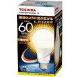 東芝 LDA9L-G/60W 電球色  単品E26口金 LED電球 全方向タイプ 一般電球 60W形相当[LDA9LG60W]