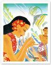 ハワイアンポスター