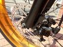"【LANAI MAKAI限定モデル】""X7-FATBIKE SPECIAL EDITION""""湘南鵠沼海岸発信""ファットバイク 26インチ《BLUEPOINT-X7-SPECIAL EDITION》COLOR:マットブラック×ゴールドリム"