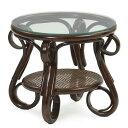籐家具 ラタンガラス T210CB テーブル ガラステーブル アジアン家具 アジアン 家具 ガラス コーヒー テーブル 北欧 木製 CT17