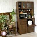 アジアン チーク無垢 食器棚 アジアン チーク アジアンリゾート キッチンボード アンティーク インテリア