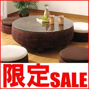 アジアン テーブル ウォーター ヒヤシンス アジアンテイスト シーグラス