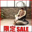 【開梱設置組立無料・代引不可】アジアン ハンギングチェア ハンモックチェア ソファー た