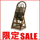 【あす楽】スリッパラック 籐家具 : アジアン 天然素材 スリッパ 収納 R08HR 籐家具ア