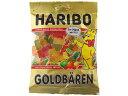 ハリボー ゴールドベア 200gグミ カラフルグミ