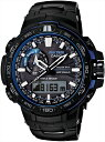 【ナイトセール】【送料無料】 [CASIO/カシオ][PROTREK/プロトテック] REF:PRW-6000YT-1BJF メンズ腕時計