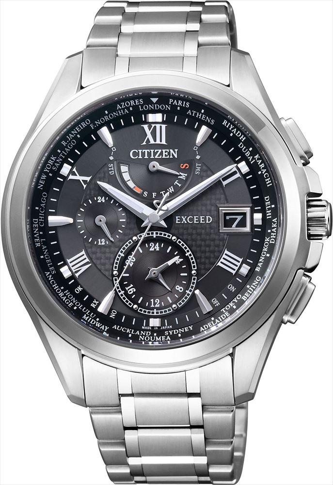 【送料無料】 【CITIZEN/シチズン】 エクシード REF:AT9054-57E メンズ腕時計 新品 人気 シルバー  シチズン エクシードRef:AT9054-57E      メンズ腕時計 新品 人気  シルバー