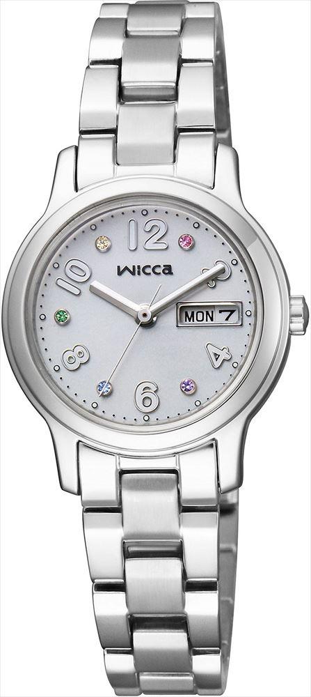 【送料無料】 【CITIZEN/シチズン】 ウィッカ REF:KH3-410-13 レディース腕時計 新品 人気 【腕時計】