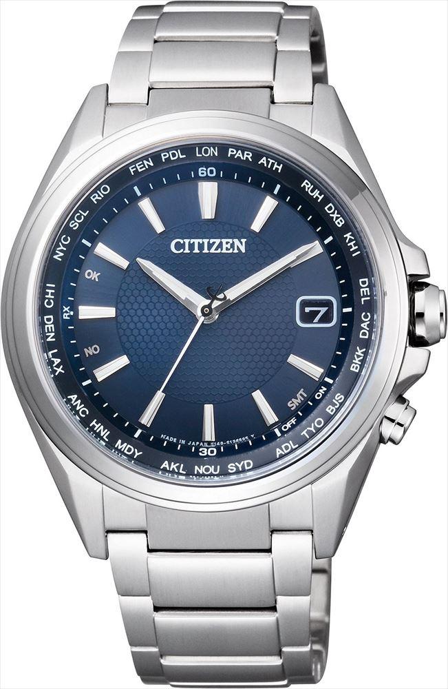 【8月15日から順次出荷】【送料無料】【CITIZEN/シチズン】 腕時計 メンズ アテッサ オメガ REF:CB1070-56L メンズ腕時計 新品 人気:LAOX 店【腕時計】