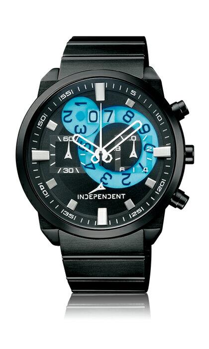 [CITIZEN/シチズン] インディペンデント  BX1-047-51 [新品]【送料無料】 [Citizen]Ref:BX1-047-51[INDEPENDENT][腕時計][メンズ][新品][正規品]