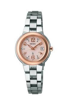 [SEIKO/セイコー]ルキア SSQW016【送料無料】[新品] レディース 腕時計 新品 人気 [SEIKO][LUKIA][LADYS][腕時計][新品][正規品]