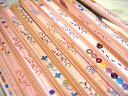 名入れ無料☆ウッディねーむ鉛筆自分の名前が鉛筆にプリント!ラピスオリジナルえんぴつシリーズ