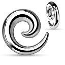 ボディピアス [6G]ステンレス鏡面加工クロウ ラプラス ボディピアス laplace ボディーピアス