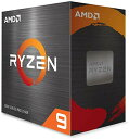 AMD Ryzen 9 5950X without cooler 3.4GHz 16コア / 32スレッド 72MB 105W【国内正規代理店品】 100-100000059WOF