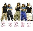 【極太パンツ】【UFO JEANS】 インセットジッパーパンツ#82915【ダンスパンツ/ユニセック