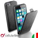 iPhone6 ケース レザー フリップ 縦開き フリップケース iPhone6ケース レザー 革 アイフォン6 Cellularline セルラーライン スマートフォン|アイホン6ケース 携帯ケース スマホケース スマホカバー カバー ブランド アイフォン6ケース おしゃれ アイフォンケース