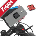 TiGRA Sport スマートフォン ホルダー 自転車 スマホ スマートフォンホルダー スマホホルダー Xperia エクスペリア Galaxy iPhone アイフォン サイコン アクションカム 携帯ホルダー 自転車ホルダー iPhone7 ロードバイク バイクホルダー スタンド スマホスタンド 全機種対応