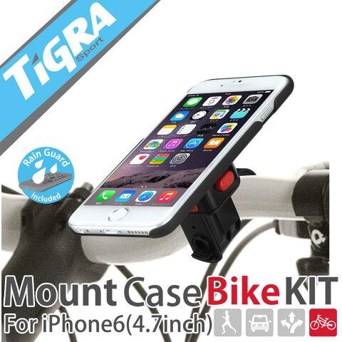 TiGRASportiPhone64.7��ž�֥Х����ۥ����������MountCaseforiPhone6(4.7)