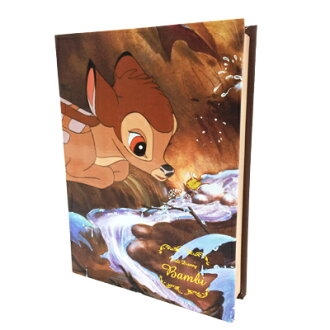 Disney Bambi toy BOX mini set ★ film art ★