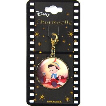 【ラッピング不可】ディズニー ピノキオ チャムコレ/コイン[100009]