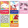 ハローキティ●キャンパスノートドットA罫5冊パック★Campus★