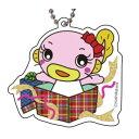 ショッピングホルダー なまりんグッズ アクリルキーホルダー ボールチェーン付き プレゼント ご当地キャラクター 555094