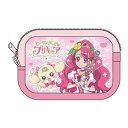 ヒーリングっどプリキュア グッズ フリーポーチ ピンク×ピンク 498177