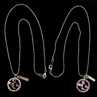 864 Kids ☆ necklace set (Silver)